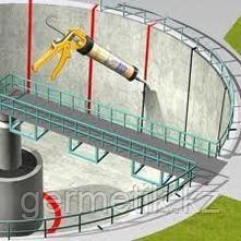 Sikaflex PRO-3 concrete grey, клей-герметик, серый 600 мл