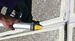 Sikaflex PRO-3 concrete grey, клей-герметик, серый 600 мл, фото 8