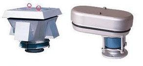 Клапан дыхательный механический КДМа-150/100-250