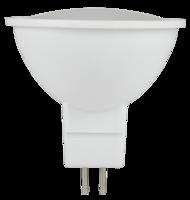Лампа светодиодная ECO MR16 софит 5Вт 230B 4000K Gu5.3 IEK