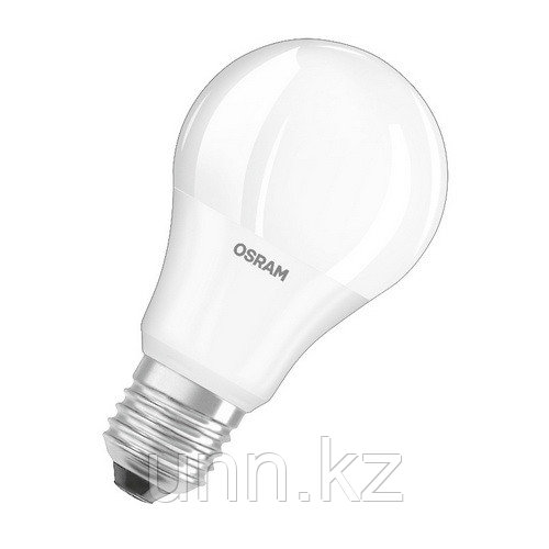 Лампа светодиодная LEDSCLA100 10,5W/827 230V FR E27 10*1RU OSRAM