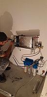 """Монтаж, пусконаладка парогенератора HARVIA HGX15 (15 кВт). Адрес: г. Алматы, ж.к. """"SHERA PARK INN"""" 12"""