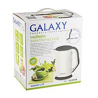 Чайник электрический с двойными стенками GALAXY GL0318 (коричневый), фото 6