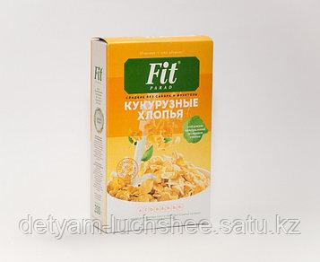 FitParad  Кукурузные хлопья,без сахара и фруктозы ,вес 200 грамм