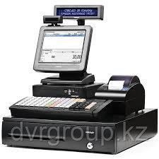 POS-система Posiflex PB 3200*10 (PB3200+ LCD LM2210A+ KB6600+PD307+CR4000), фото 2