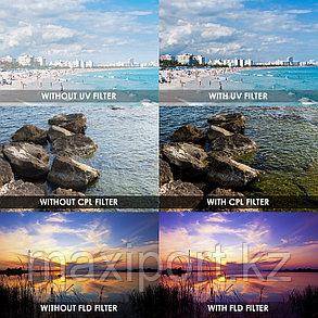 Uv filter phottix фильтр ультрафиолетовый, фото 2