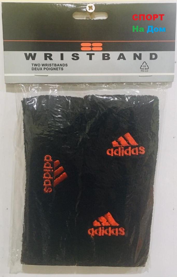 Wristband Напульсники на руку, предплечье и на голову Adidas (цвет черный)