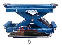 Гидравлическая траверса с ручным приводом г/п 2 т PL-X20TS SILLAN