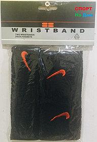 Wristband Напульсники на руку, предплечье и на голову N (цвет черный)