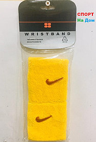 Wristband Напульсники на руку, предплечье N (цвет желтый)