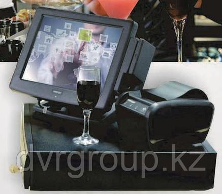 POS-система Posiflex KS7212 (KS7212+SD560W+PD310U+CR4000+PP6900), фото 2