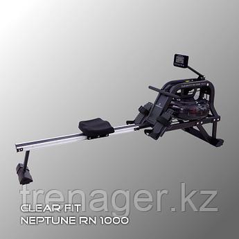 Водный гребной тренажер Clear Fit Neptune RN 1000 ПРЕДЗАКАЗ