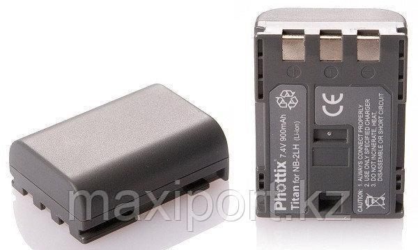 Phottix Nb-2lh nb2l Canon аккумулятор
