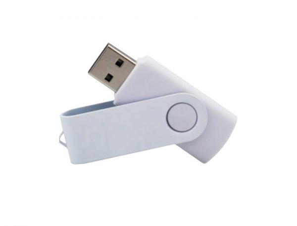 USB ФЛЕШКА 16 GB, БЕЛАЯ