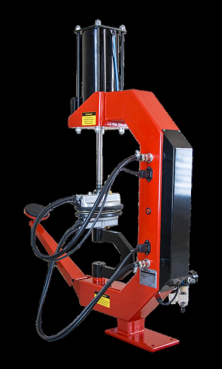 Вулканизатор Этна-П с пневматическим приводом