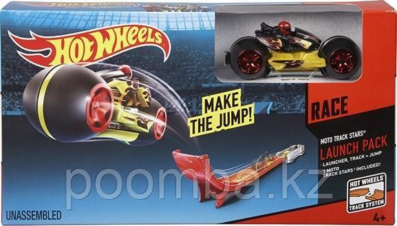 Трек для мотогонщиков Hot Wheels-Make The Jump