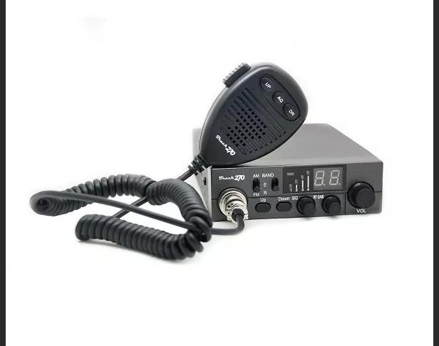 Track 270 СВ27 МГц, 8 Вт, 12 / 24В NEW радиостанция автомобильная
