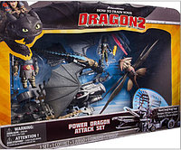 Набор Беззубик и Иккинг против дракона, Dragons, фото 1