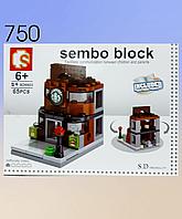 Конструкторы Sembo block., фото 1