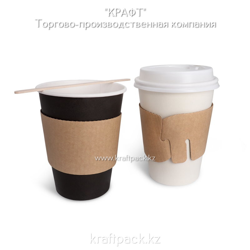Гофро-манжет для стаканов DoEco (50/1100)