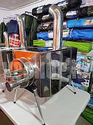 Печка для палатки теплообменник пошехонка Средняя доставка