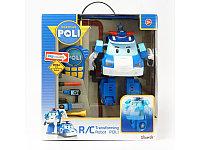 Робот-трансформер Поли на радиоуправлении, Robocar Poli