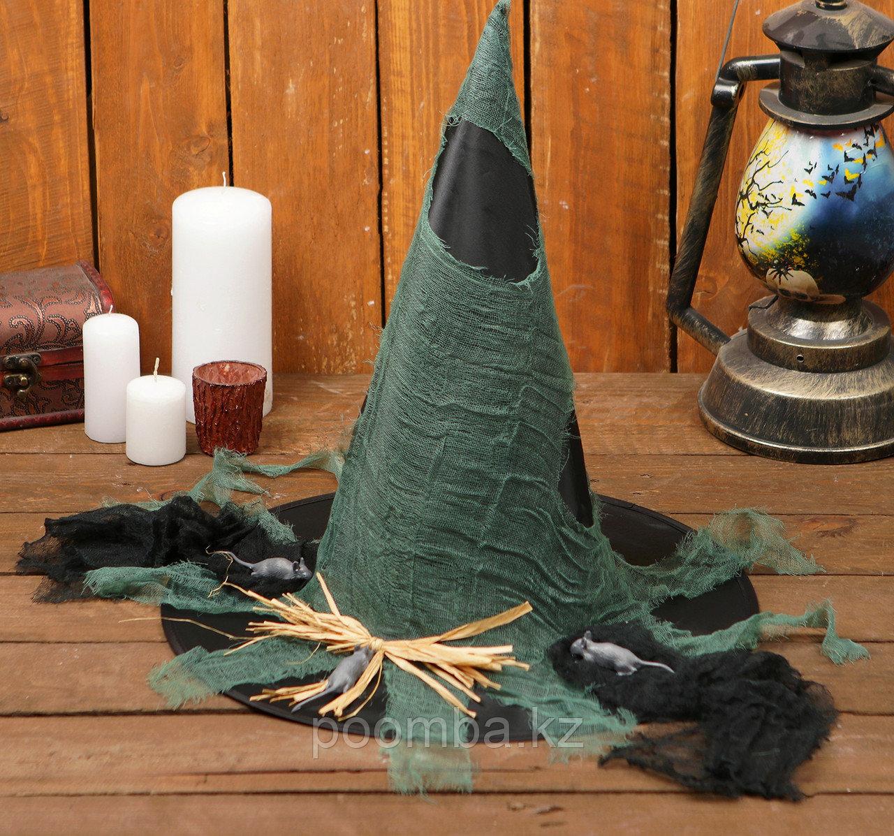 """Карнавальная шляпа """"Ведьма"""""""