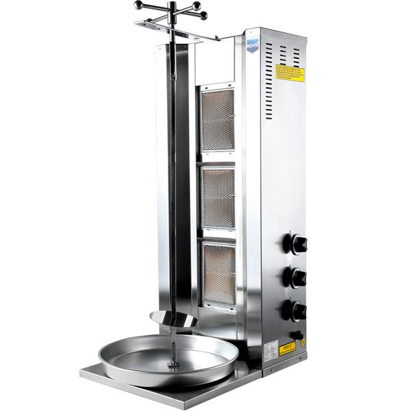 Аппарат для донера (шаурма) ( 3 горелка)