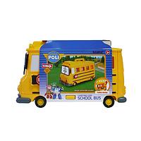 Кейс для хранения машинок Скулби, Robocar Poli, фото 1
