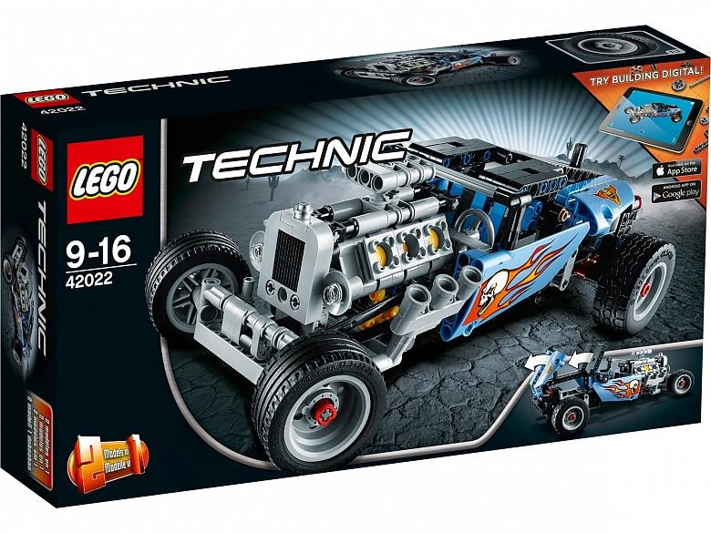 42022 Lego Technic гоночный автомобиль