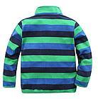 Флисовая кофта, цвет зеленый, 80  см., фото 2