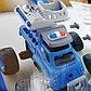 Машинка - конструктор с отверткой Полицейская, фото 3