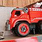 Машинка - конструктор с отверткой Пожарная, фото 2