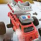 Машинка - конструктор с отверткой Пожарная, фото 3