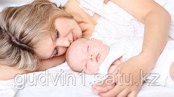 Как научить ребенка спать ночью?