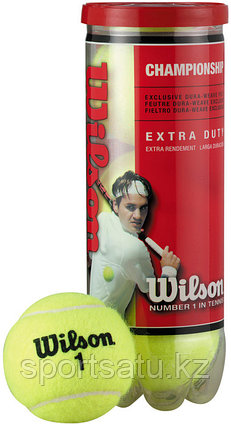 Мяч для большого тенниса оригинал Wilson