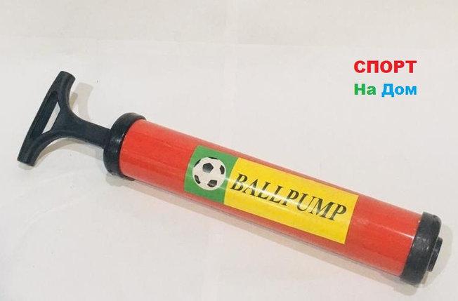 Насос для мячей BallPump (цвет красный), фото 2