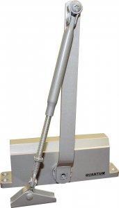 Доводчик QM-D132EN2 (серебро) до 40 кг
