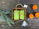Корпоративный подарок Ящик с мёдом, фото 2