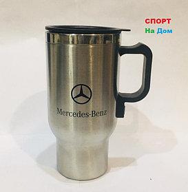Термокружка Mercedes Benz термос для горячих напитков 500 мл