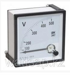 Вольтметр Э47 600В кл. точн. 1,5 72х72мм