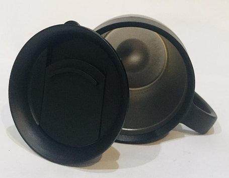 Термокружка термос для горячих напитков 300 мл (цвет серебро), фото 2