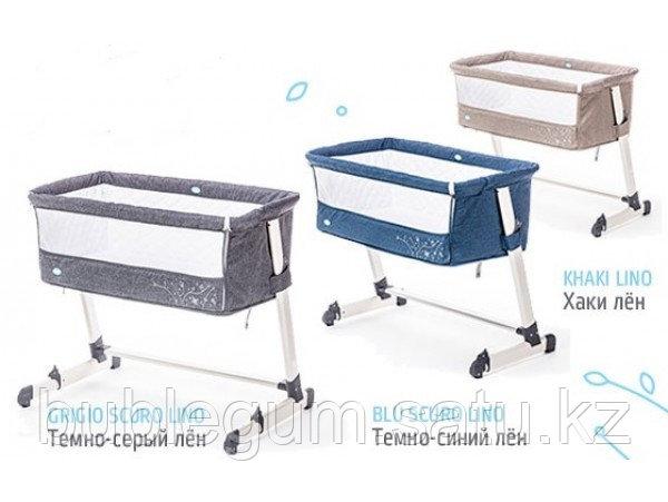 Приставная кроватка Nuovita Accanto