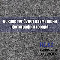 Резиновый коврик в багажник на Nexia