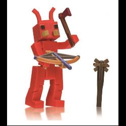 Jazwares Roblox игровая коллекционная фигурка Сore Figures Booga Booga: Fire Ant W5