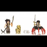 Jazwares Roblox Game Packs Neverland Lagoon: Salameen the Spider Queen