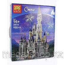 Конструктор Lele 30010 Сказочный замок Disney  4080 дет.