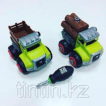 Набор из 4 фермерских машин, фото 3