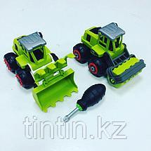 Набор из 4 фермерских машин, фото 2
