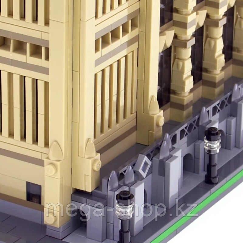 Конструктор lego аналог 10253 Биг бен Lele - фото 3